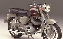 Những mẫu xe huyền thoại đã làm nên tên tuổi đế chế Yamaha