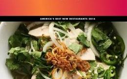 Tổng Biên tập tạp chí ẩm thực Mỹ phải xin lỗi về video dạy ăn Phở của Việt Nam