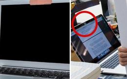 Giám đốc FBI khuyên bạn nên lấy băng dính dán camera trên laptop lại ngay