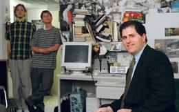 Chân dung 'bố già công nghệ' siêu giàu Michael Dell