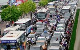 Đi tìm thủ phạm gây ùn tắc giao thông ở Hà Nội