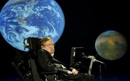 Stephen Hawking cảnh báo loài người nguy cơ khi tiếp cận các nền văn minh ngoài Trái Đất