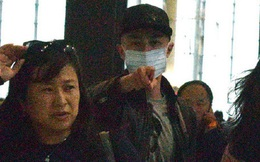 Hoắc Kiến Hoa nổi giận cấm phóng viên chụp hình, Lâm Tâm Như úp mở sẽ hạ sinh tiểu công chúa