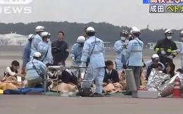 34 học sinh Nhật sau khi bay từ Việt Nam về nước đã phải cấp cứu ngay tại sân bay