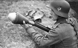 Sự đáng sợ của súng chống tăng Panzerfaust mà phát xít Đức từng sở hữu