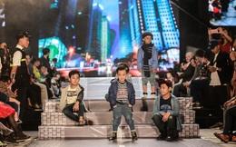 Các mẫu nhí Việt tuyệt đẹp trình diễn 'so cute' trong Lễ hội thời trang đường phố