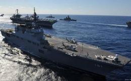 Liêu Ninh vào Biển Đông, Nhật Bản mua tàu sân bay?
