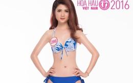 """Choáng với hình ảnh """"tay bé tẹo, chân ngắn tũn"""" của dàn thí sinh Hoa hậu Việt Nam 2016"""