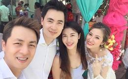 Lộ ảnh đám cưới bất ngờ của Đăng Nguyên (em trai Đăng Khôi) và bạn gái