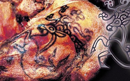 Bí ẩn xác ướp công chúa 2500 tuổi với hình xăm rất giống hiện đại