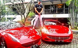 """Cuộc sống khiến người ta """"lóa mắt"""" của thiếu gia giàu nhất Indonesia"""
