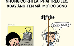 Những kỷ niệm nhớ đời của 7x,8x với chiếc tivi ăng-ten