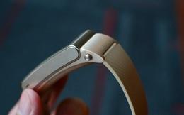Vòng đeo tay Huawei TalkBand B2: theo dõi sức khỏe, kiêm luôn tai nghe không dây
