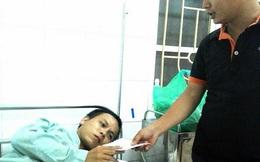 Hành động bất ngờ giữa Thủ đô Hà Nội