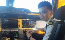 Sao nhí một thời từ bỏ nghiệp diễn để trở thành phi công