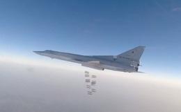 [VIDEO] 6 chiếc Tu-22M3 Nga dội bom nhà máy hóa học của IS ở Raqqa