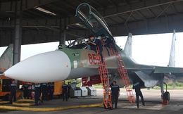 Toàn bộ Su-30MK2 của Việt Nam đã tung cánh trở lại bầu trời