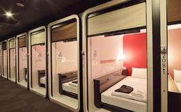 Khách sạn nhộng nổi tiếng ở Nhật được nâng cấp lên hạng sang để phục vụ những người say