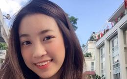 Vẻ đẹp đời thường của Tân Hoa hậu Đỗ Mỹ Linh