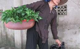 Đắng cay người mẹ nghèo mang mớ rau miếng thịt lên thành phố, bị con gái xua đuổi