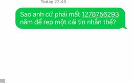 1001 câu để đối phó với những người nhắn tin mãi không thèm trả lời