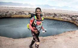 Cô gái Việt trở thành người phụ nữ châu Á đầu tiên vượt 4 sa mạc