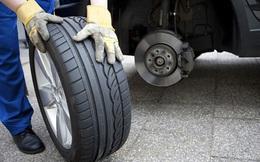 5 tuyệt chiêu giúp tăng tuổi thọ của lốp xe