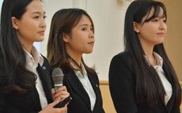 3 nữ du học sinh Việt đạt giải thưởng 1,5 triệu Yên với ý tưởng khởi nghiệp trên đất Nhật