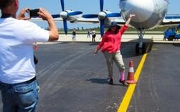 """Những chiếc máy bay """"hiếm có khó tìm"""" không phải ai cũng được tiếp cận ở Triều Tiên"""