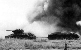 Loạt ảnh hiếm về trận chiến xe tăng lớn nhất Thế chiến II