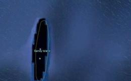 10 địa điểm kỳ lạ chỉ được biết đến khi có Google Earth