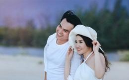 Ảnh cưới lãng mạn của diễn viên Cao Minh Đạt