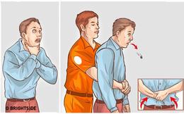11 điều cực đơn giản có thể cứu mạng người lúc nguy cấp ai cũng nên biết