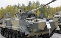 Nga giới thiệu xe BMP-3K mới với pháo 57 mm