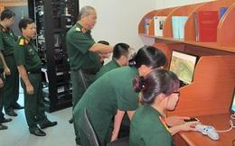 Công nghệ viễn thám trong ngành địa hình quân sự