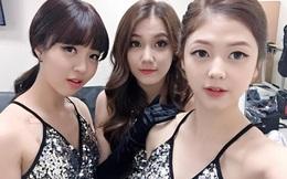 """Vẻ đẹp của ba cô gái Việt khiến ca sĩ Hàn """"trợn mắt, há mồm"""""""