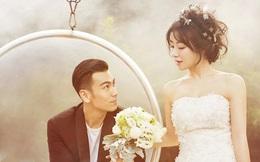 Giai nhân 'Anh hùng xạ điêu' bất ngờ tung ảnh cưới