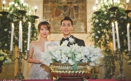 Giai nhân 'Thần điêu đại hiệp' gợi cảm trong ngày cưới