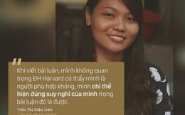 Con gái cô lao công đạt học bổng 7 tỉ Harvard: Học cũng như tập thể dục, nếu muốn, điều kiện nào cũng tập được!