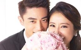 Bộ ảnh cưới chụp vội vàng của Lâm Tâm Như - Hoắc Kiến Hoa