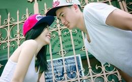 Ngây ngất trước nhan sắc của bạn gái thủ thành Việt kiều