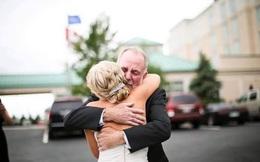 Đời người đàn ông chỉ khóc 3 lần: 1 trong số đó là khi tiễn con gái yêu đi lấy chồng