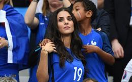 Những bóng hồng đốt cháy khán đài Euro 2016