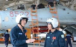 Quân chủng PK-KQ tổ chức thành công ban bay mẫu cho Trung đoàn 925