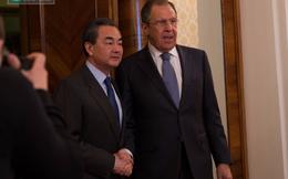 """Lần thứ hai trong 1 tuần, tuyên bố về biển Đông của Ngoại trưởng Nga được TQ """"tung hô"""""""