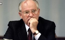 """Gorbachev bất ngờ """"nhận trách nhiệm"""" vì Liên Xô sụp đổ"""