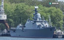 Hạ thủy tàu hộ vệ tên lửa Gepard thứ 3 của VN: Niềm vui vỡ òa!