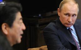 """Báo Nga nghi Abe giở """"trò lừa bịp"""" khi gặp Putin bàn về đảo tranh chấp"""