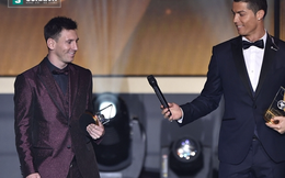 Nhật ký Euro 4/7: Màn khóc mướn cho Messi đầy dễ thương của Ronaldo