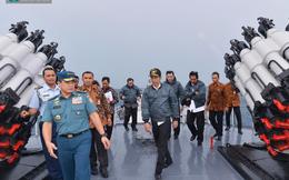 """Indonesia không có """"giấy phép"""" trong tranh chấp biển Đông với Trung Quốc"""